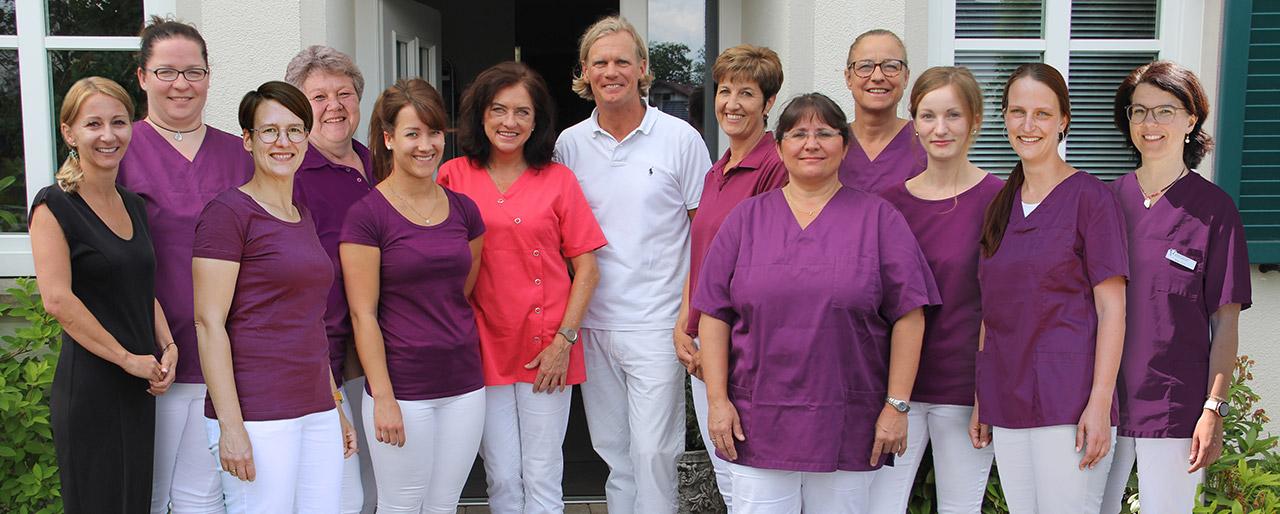 Praxis Lehberger Team
